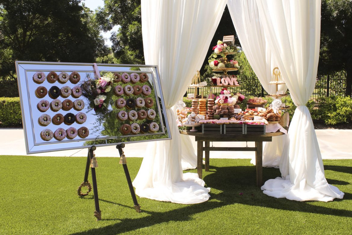 How To Execute A Donut Themed Bridal Shower