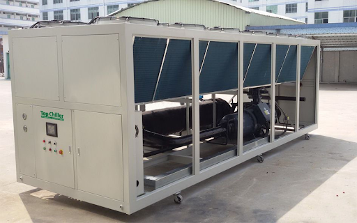 Chill Experts: Finding the Right Industrial Chiller Manufacturer