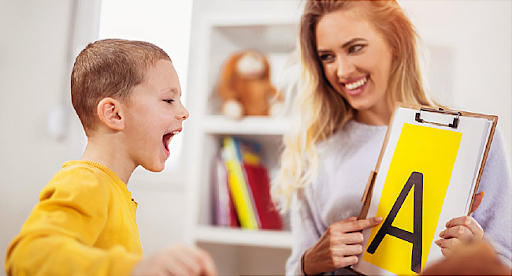 Speech Therapy For Speech and Language Disorder Treatment in Kids and Adults